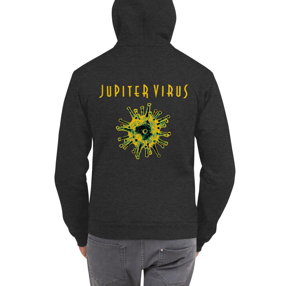 Jupiter Virus Zip-Hoodie