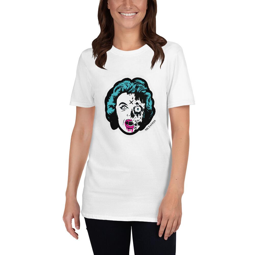 T-shirt femme Mutation