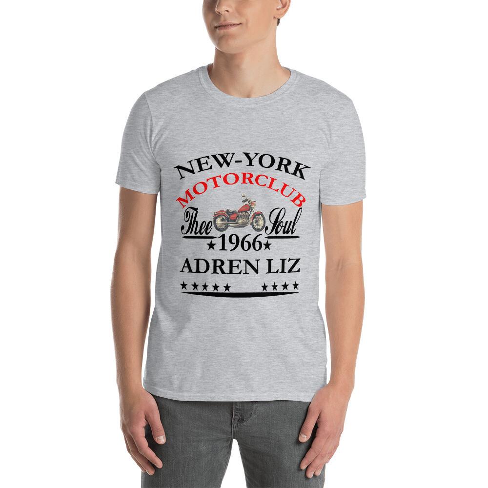 T-shirt unisexe Motorclub