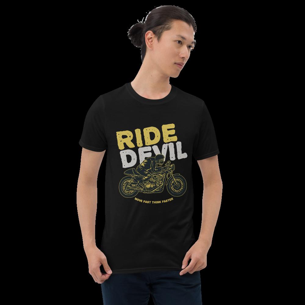 T-Shirt Ride Devil