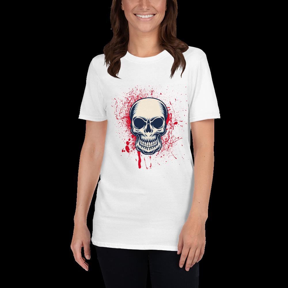 T-Shirt Laughing Skull