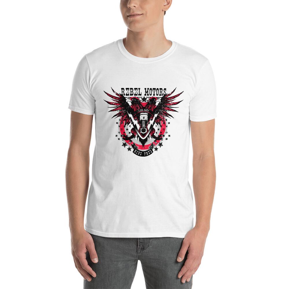 T-shirt Rebel Motors