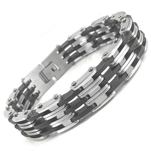Bracelet Master Chain en acier