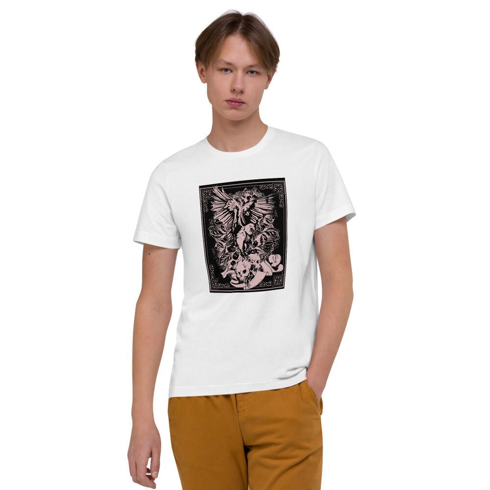 T-shirt en Coton Bio Eagle Attack