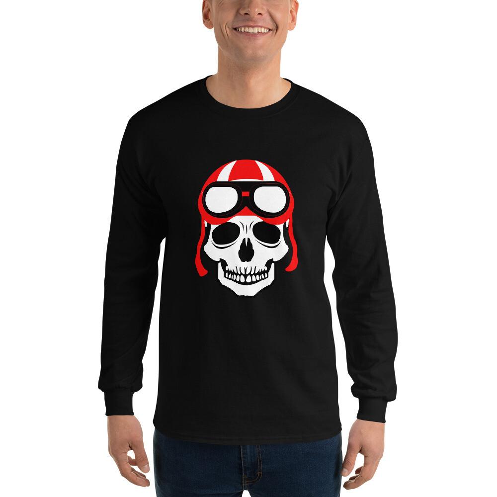 T-shirt Manches Longues Ghost Biker