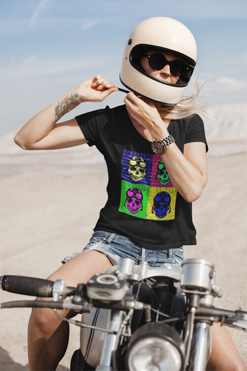 T-Shirt Unisexe Graphic Pop art