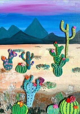 The Spectacular Arizona Desert