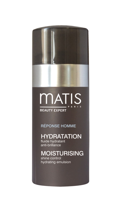 Crema viso- Fluide Hydratant Anti-Brillance
