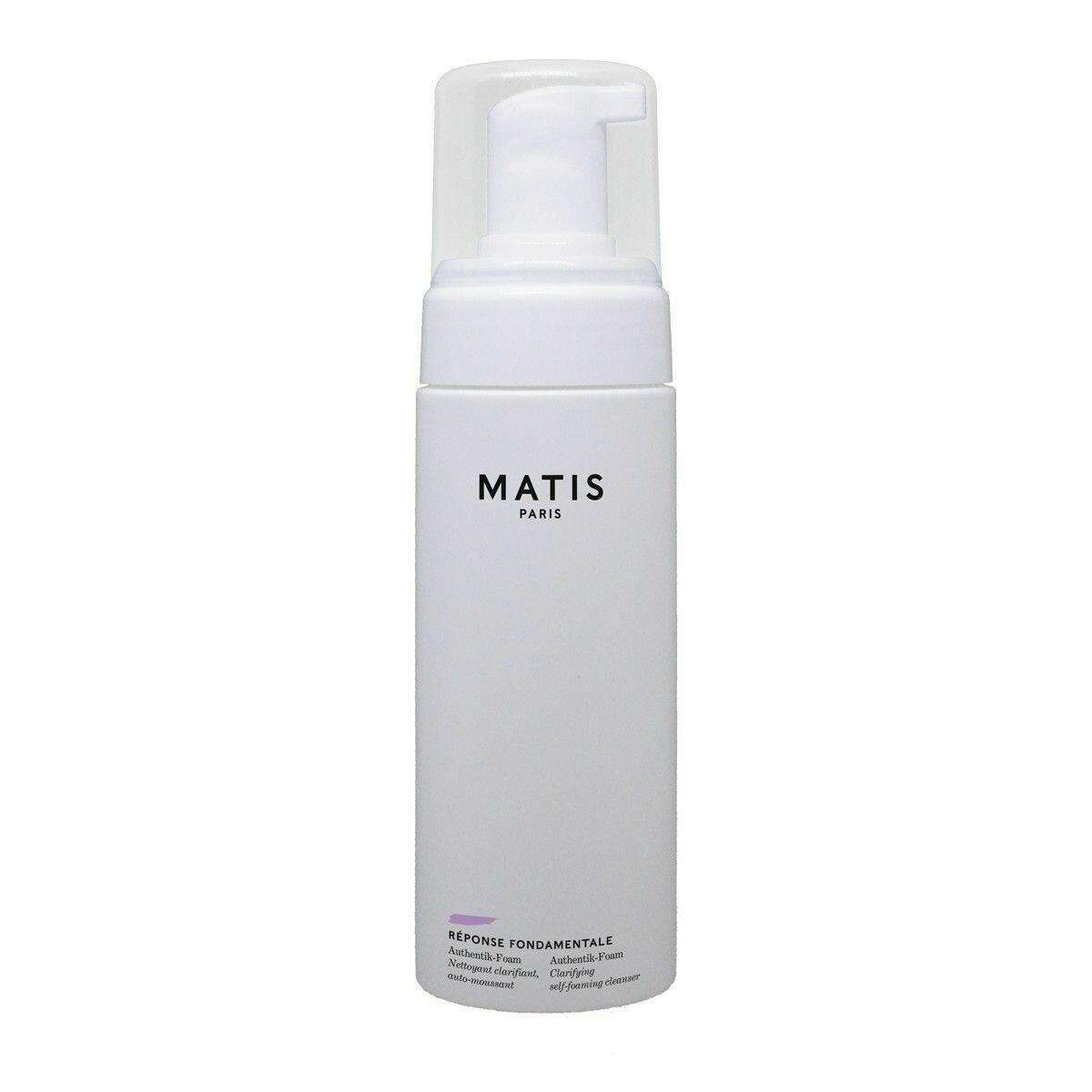 Detergente viso- Authentik-Foam