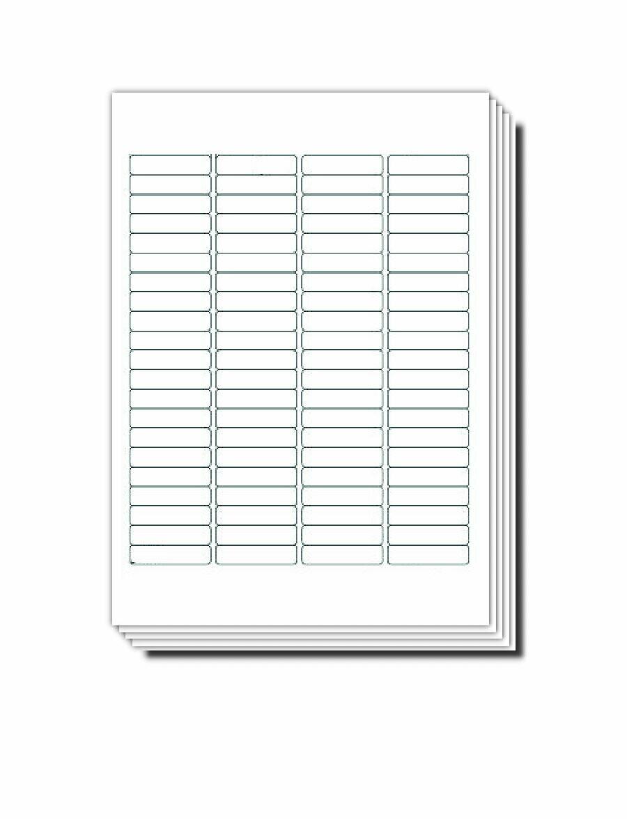 Kadobonstickers A4 - 20 vel - Geschikt voor aan de kassa en in de webshop
