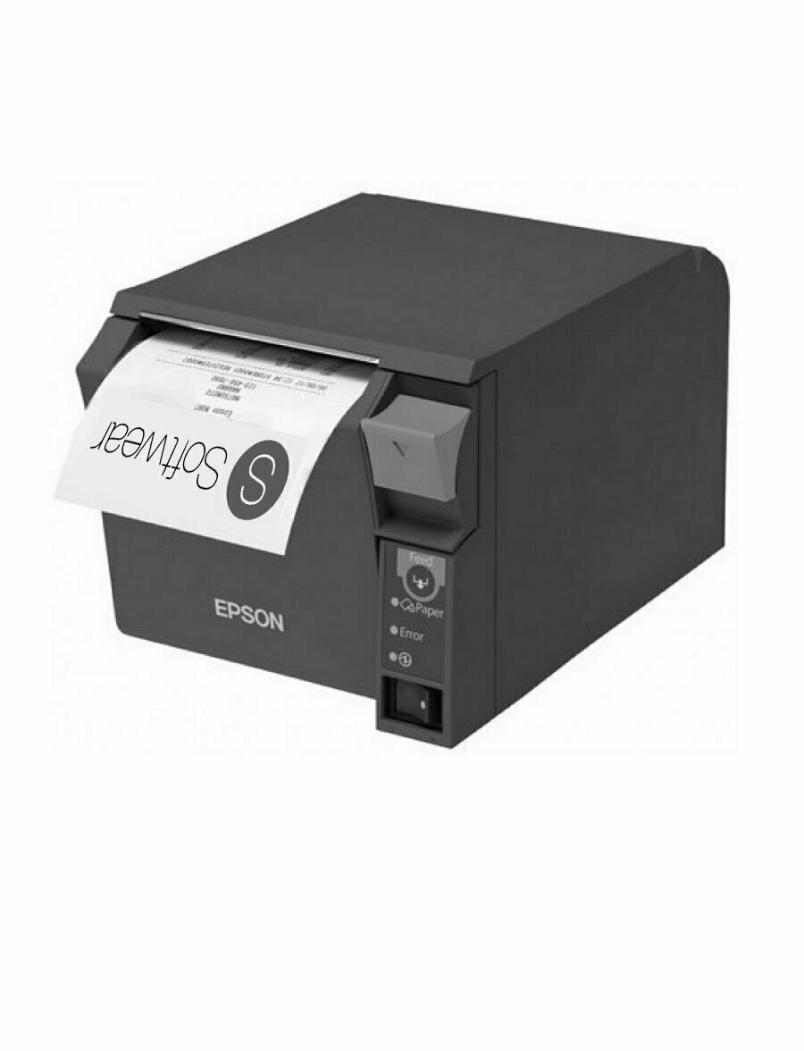 Epson bonprinter TM-T70II voorlader