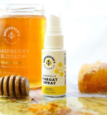 Propolis Spray by Beekeeper's Naturals