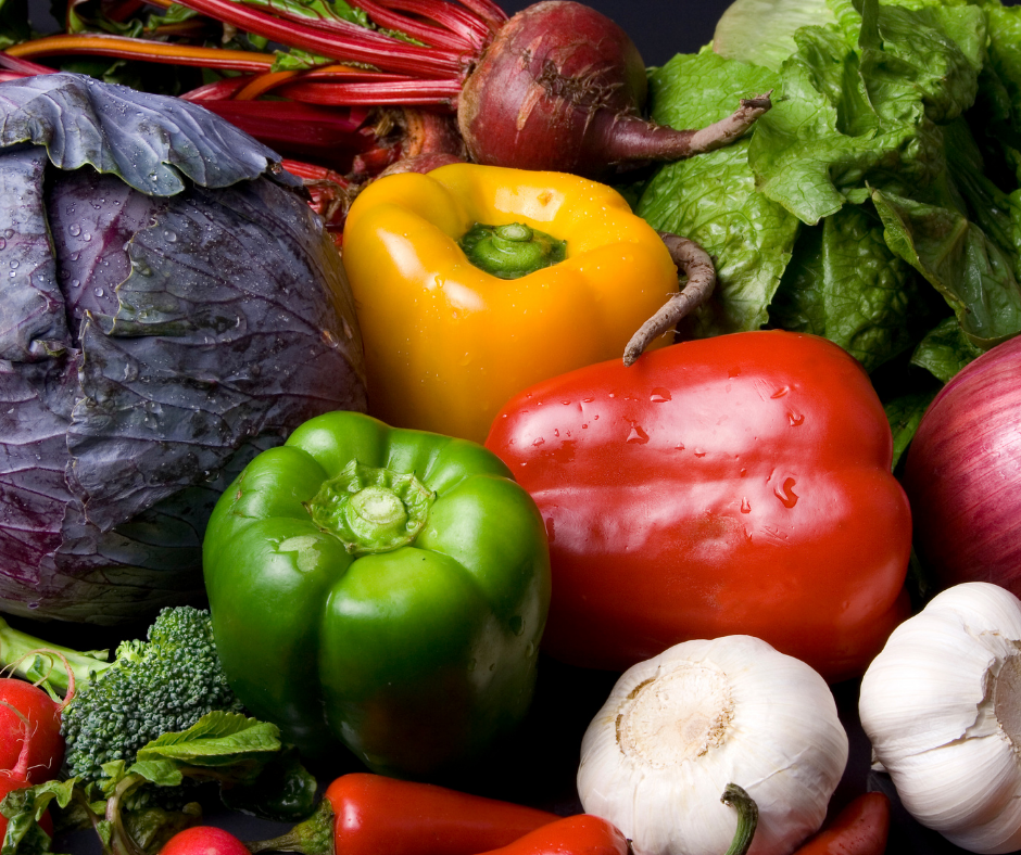 Summer Produce Lover's Bags - EVERY OTHER WEEK starting JUNE 17th - AUG 26th (6 Total Deliveries!  A-BLOCK Schedule Delivery)