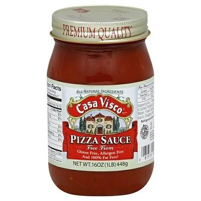 Gluten free pizza sauce- Casa Visco