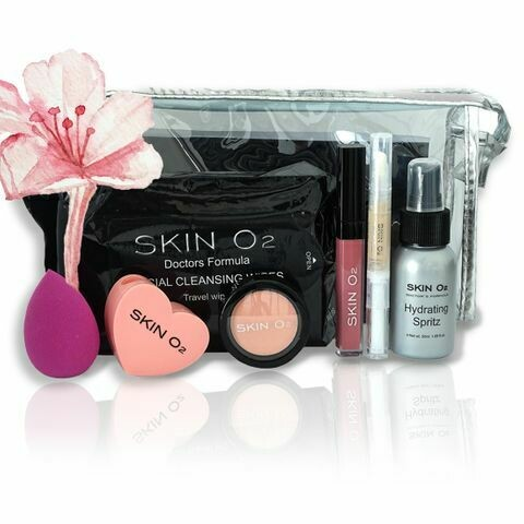SKINO2 LOVE YOUR SKIN GIFT BAG