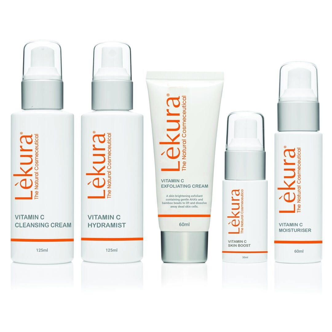 Vitamin C Anti-Ageing Skin Kit