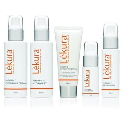 Vitamin C Anti-Ageing Skin Kit