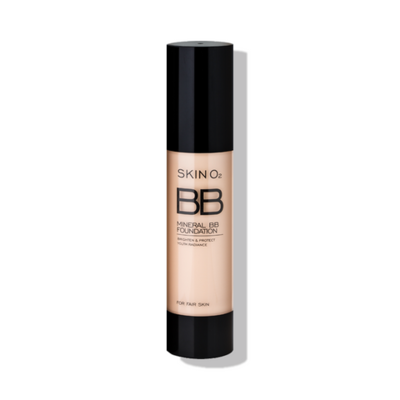 Skin O2 Mineral BB Foundation - (50 ml)