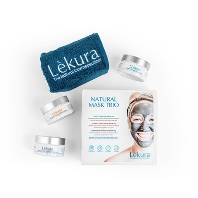 Natural Mask Trio