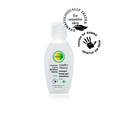 Hand Sanitiser Gel 50ml (50 ml)