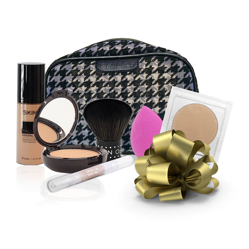 Makeup Starter Gift Bag - Light to Medium Skin