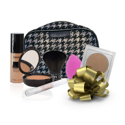 Makeup Starter Gift Bag - Tan to Dark Skin