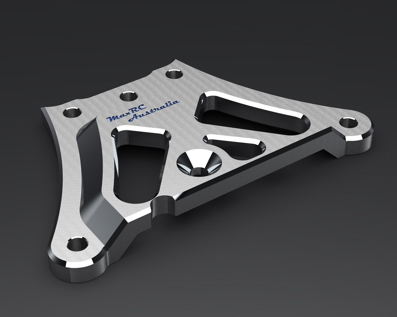 MRCA Losi 5ive-T Steering Rack Cover