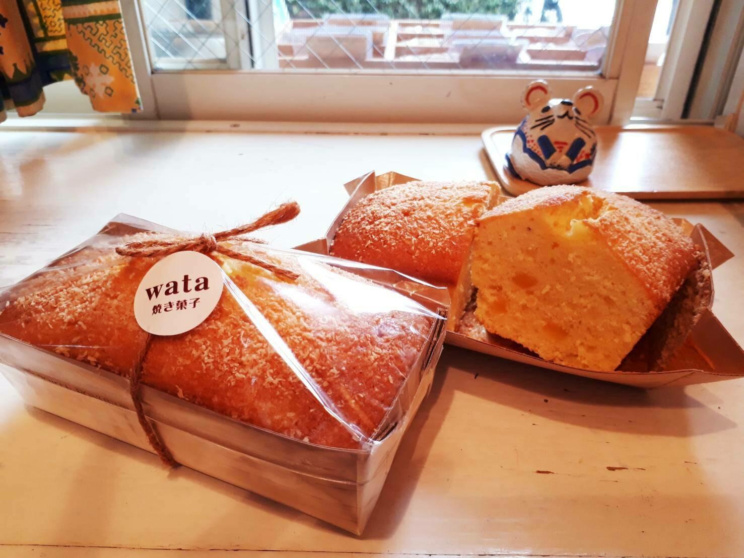 wata焼菓子 季節のパウンドケーキ(全日配達可)