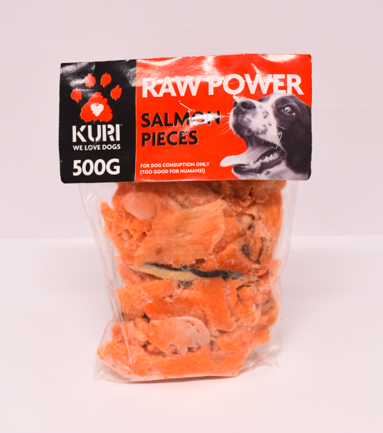 Salmon Pieces 500g
