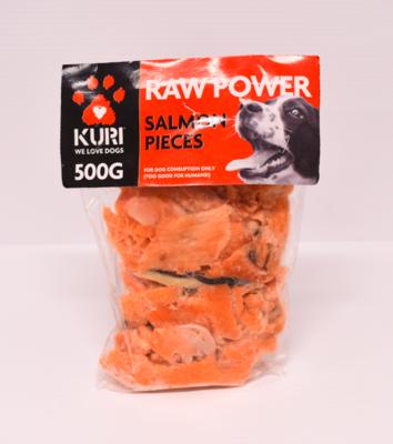 Salmon Pieces 500g