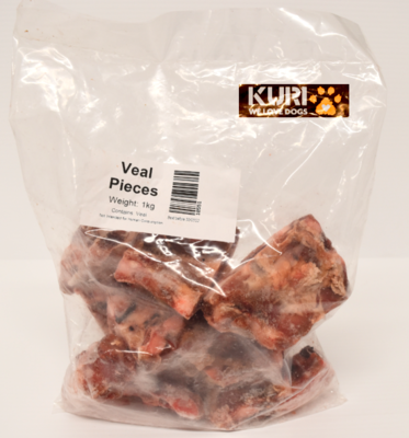 Veal Pieces 1kg