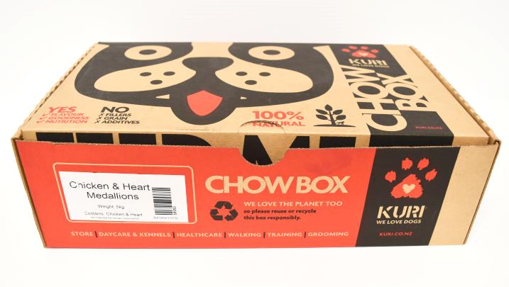 Chicken & Heart 5kg