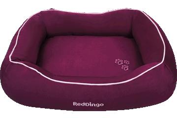 Red Dingo Donut Bed