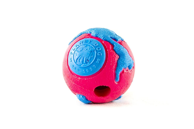 Planet Dog ORBEE TUFF Ball (medium-pink)