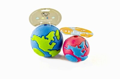 Planet Dog ORBEE TUFF Ball (large-blue)