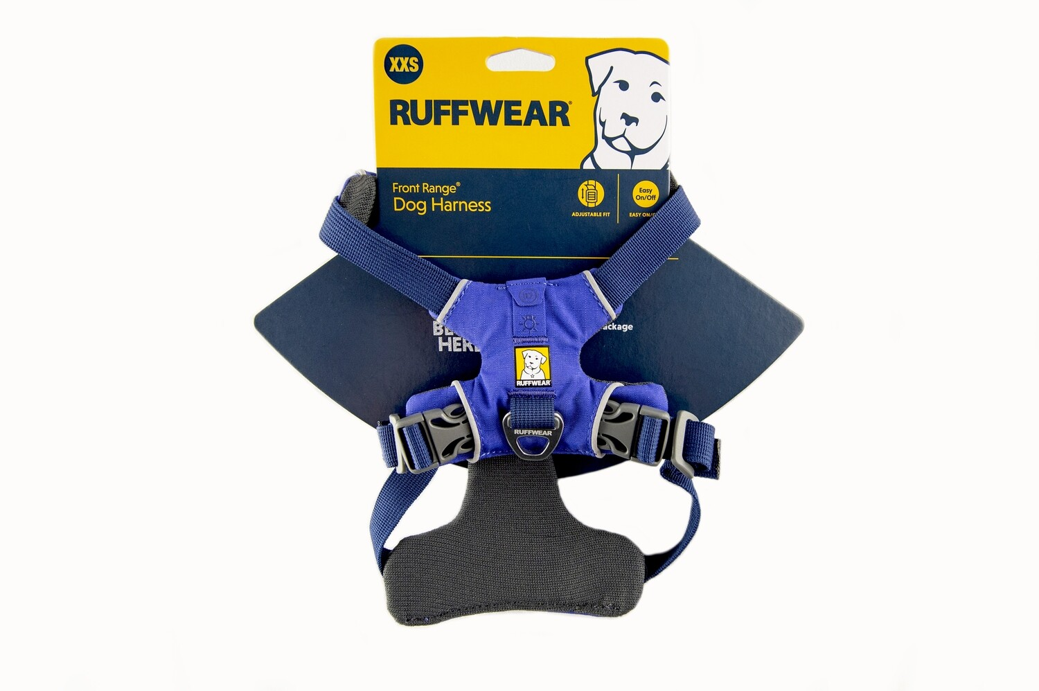 Front Range Harness - Huckleberry Blue - Medium