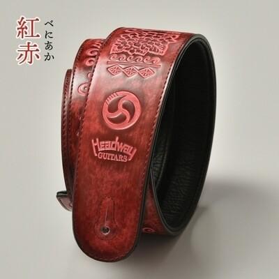 シグネチャーストラップ『HSP-OSAMURAISAN』紅赤