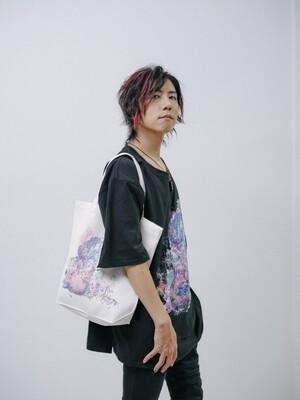 『紫陽花は縋り付く』トートバッグ