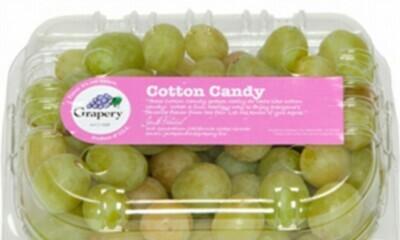 Grapes Cotton Candy