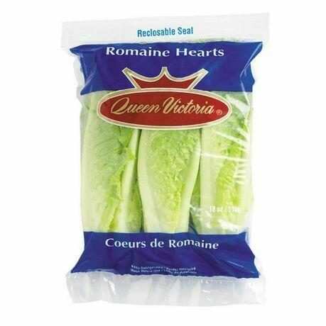 Lettuce Romaine Heart