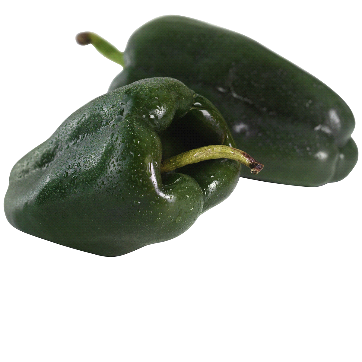 Peppers Pablano