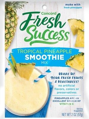 Fresh Success Tropical Pineapple Smoothie