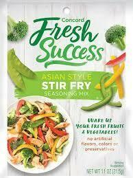 Fresh Success Stir Fry
