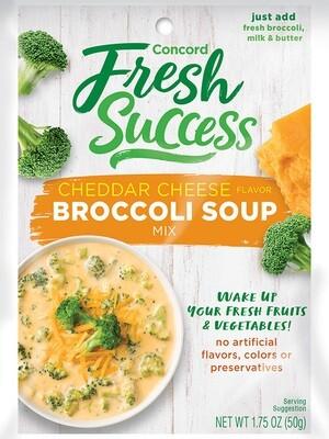 Fresh Success Cheddar Broccoli Soup