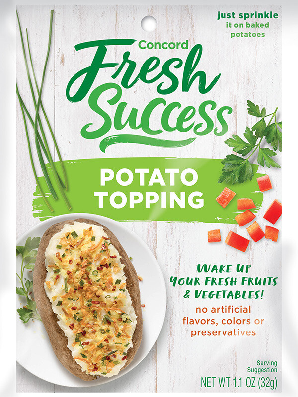Fresh Success Potato Topping