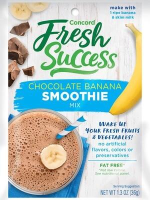 Fresh Success Chocolate Banana Smoothie