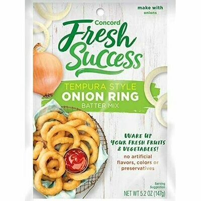 Fresh Success Onion Ring