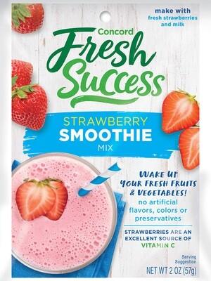 Fresh Success Strawberry Smoothie