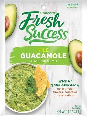 Fresh Success Mild Guacamole