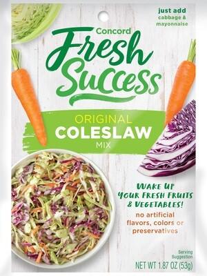 Fresh Success Coleslaw